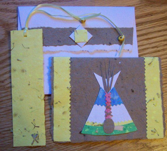 THANKSGIVING GREETING CARD WITH MATCHING ENVELOPE AND by nfhpaper, $12.00