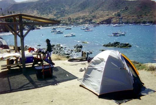 Complaints About Catalina Island Company Camping Reservation