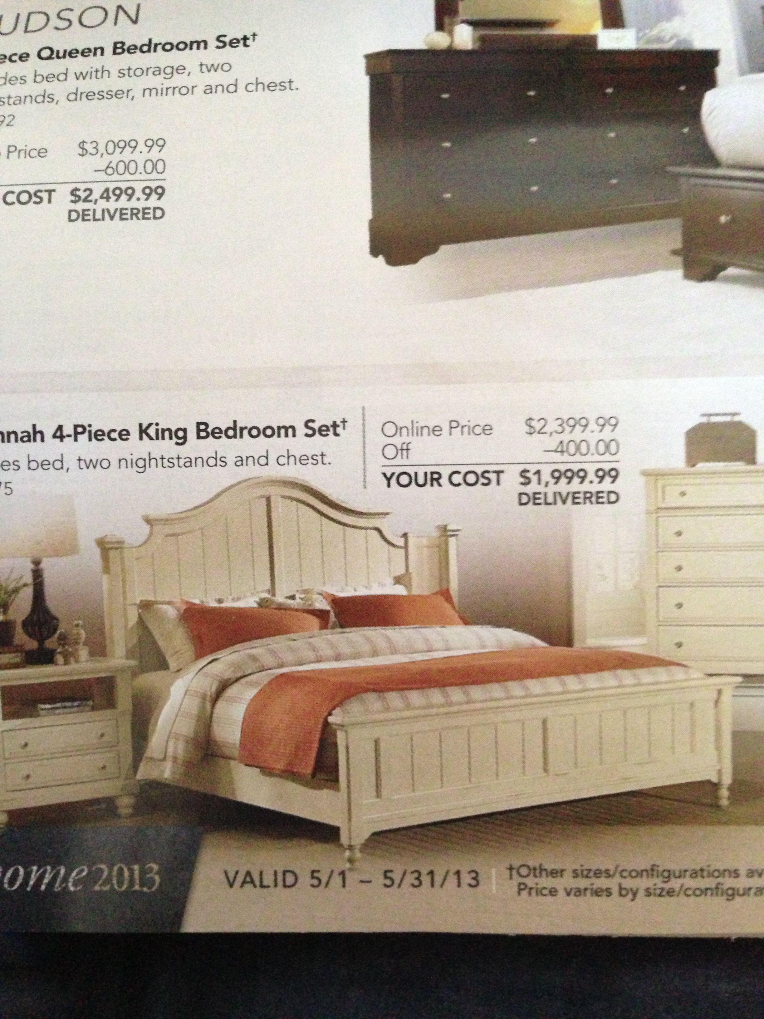 Costco home Costco home, Bed storage, King bedroom