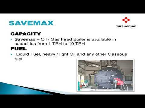 Thermodyne Boilers are best manufacturer and exporter of Savemax ...