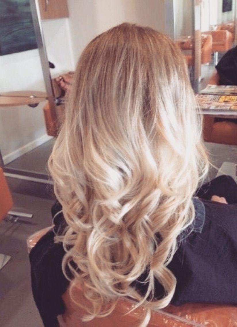 Ombre Hairstyles Haar Styling Braune Haare Blonde Highlights Haare