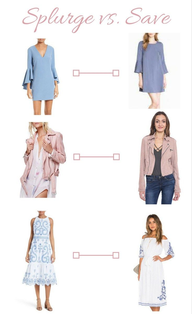 Fashion style Finds day mothers splurge vs steal for girls