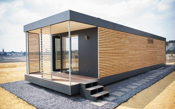 Cubig pinteres for Container haus deutschland