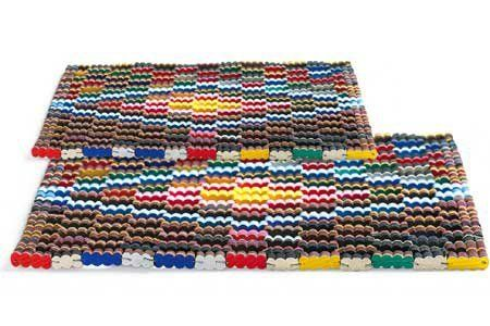 Recycled And Rugged 5 Eco Friendly Outdoor Doormats