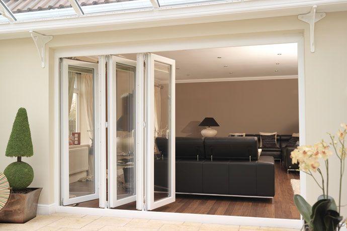 Upvc Bifolds Affordable Home Improvements Master Bedroom