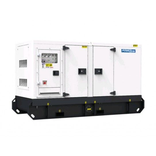 The Powerlink 47kva Cummins Diesel Generator Is Powered By A Genuine Cummins Engine And Is A Robust Desi Diesel Generators Robust Design Portable Power Source