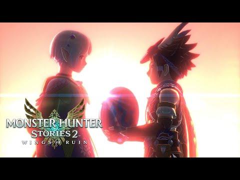 Monster Hunter Stories 2 Announcement Trailer Youtube In 2020 Monster Hunter Monster Hunter