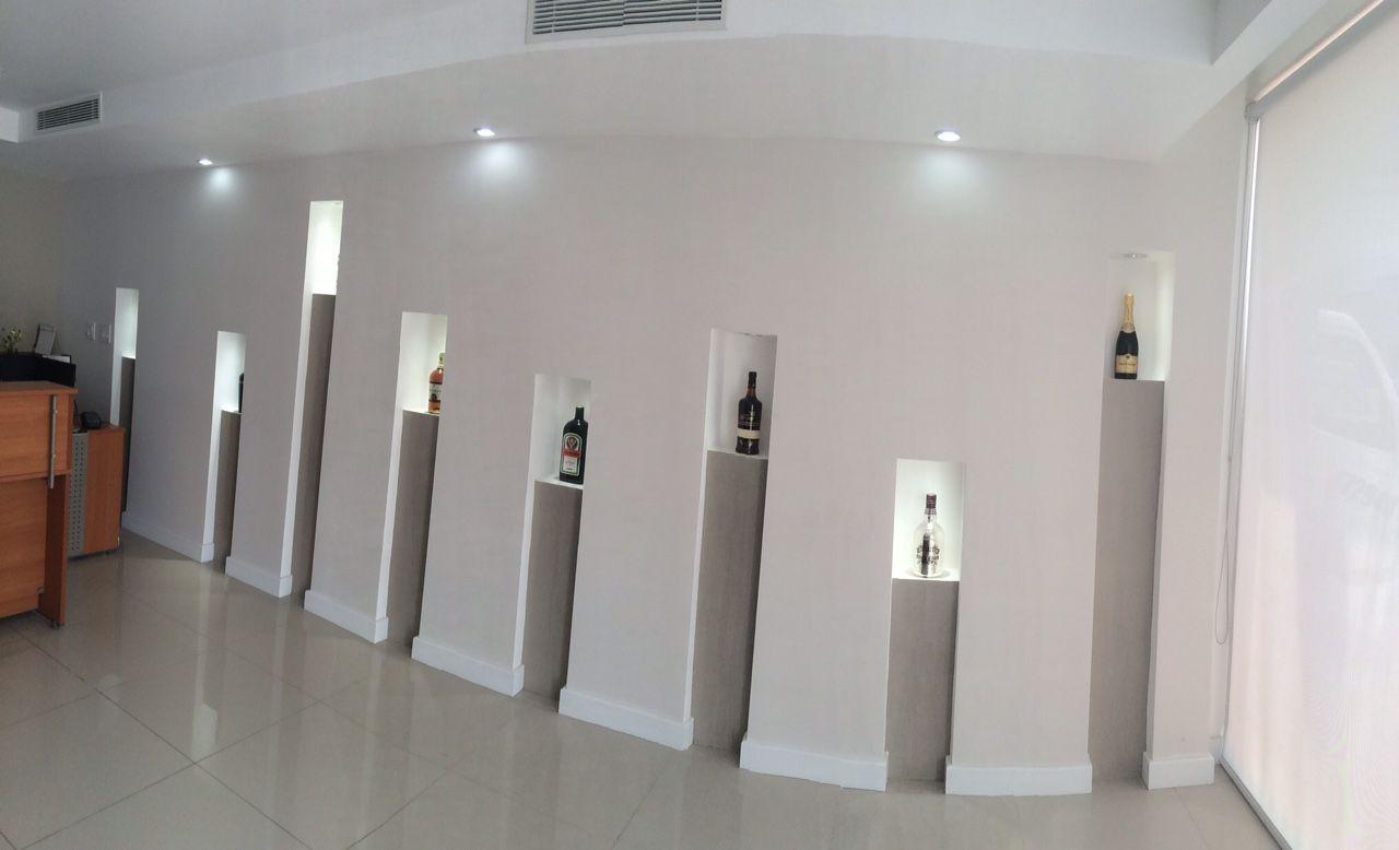 Image Result For Wall Niche Interior Glass Showcase
