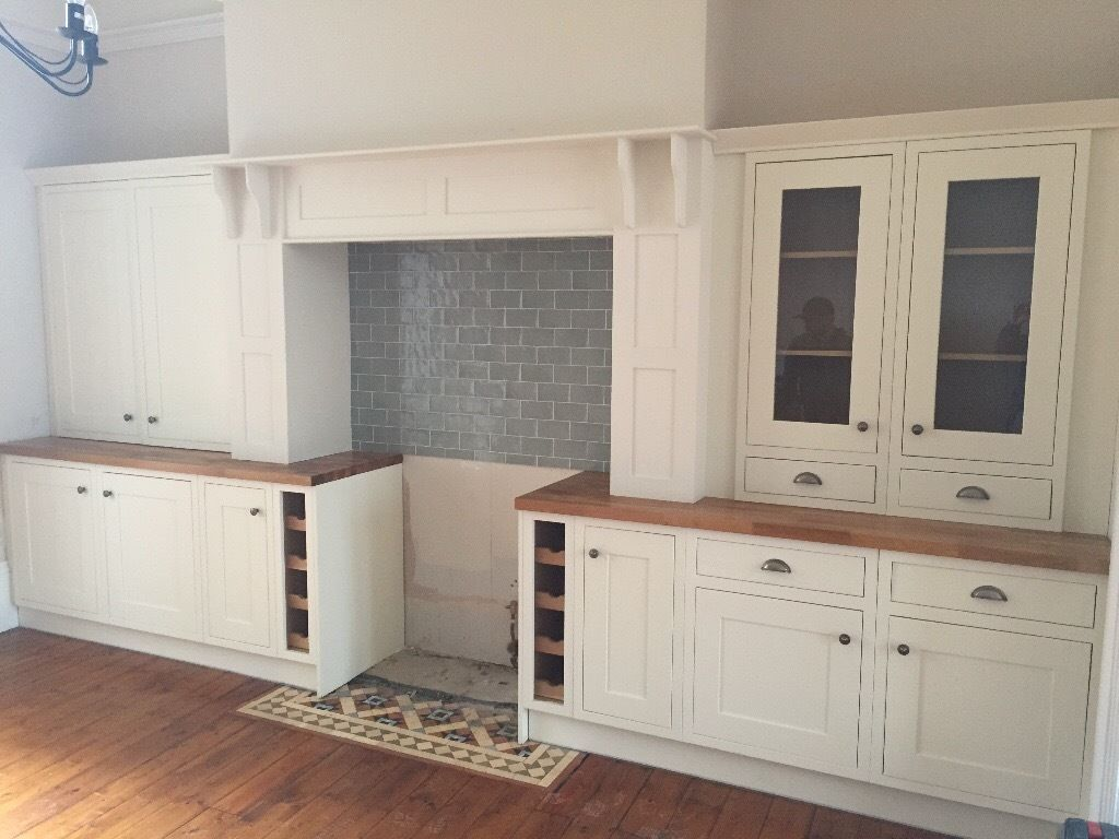 Framed Shaker Kitchen Units and Worktop | in Whitley Bay, Tyne and Wear | Gumtree