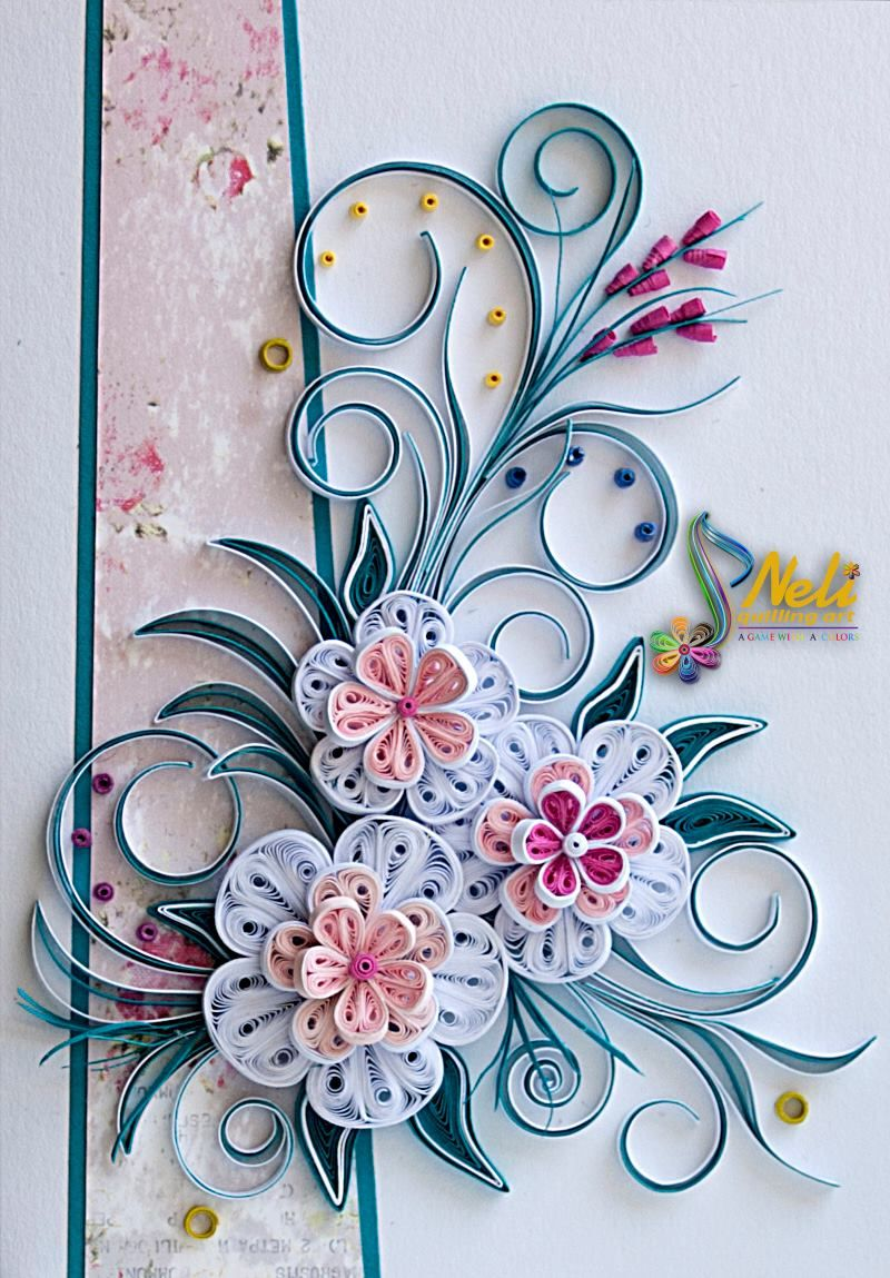 Quilling Neli Beautiful Quilling In 2018 Pinterest Quilling