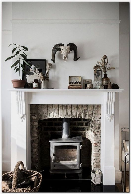Fabulous Fireplace Will Make Your Home More Classy | Corner, Living Rooms  And Interiors