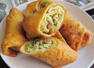 Kreasi Masakan Sederhana Risoles Isi Ayam Resep Resep Masakan Indonesia Masakan Indonesia