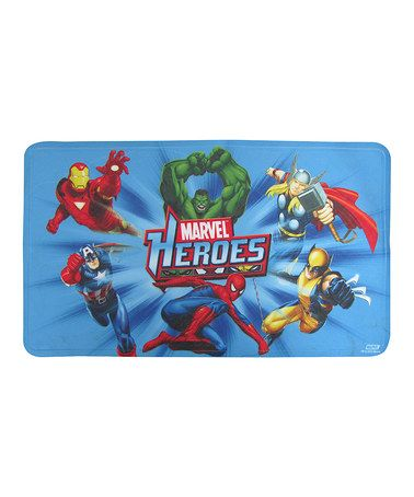 Look What I Found On Zulily Marvel Superhero Squad Bath