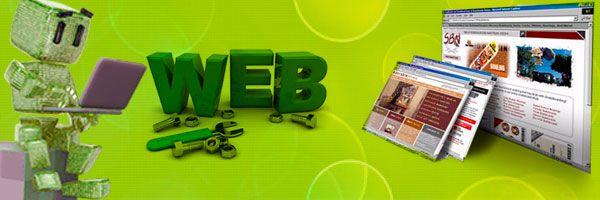 Criação de sites com gerenciador de conteúdo
