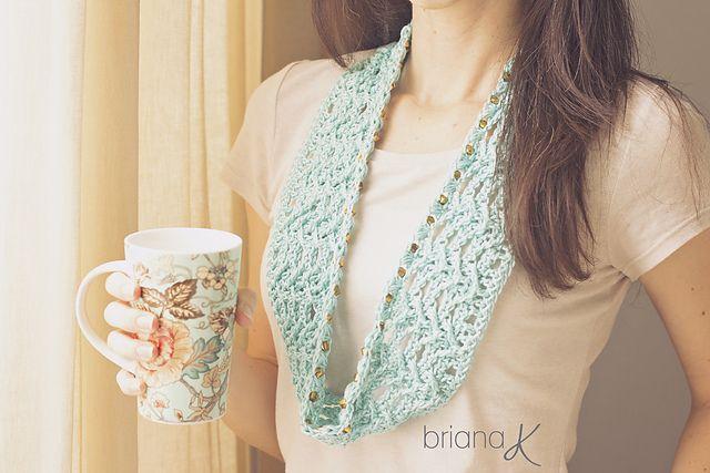 Ravelry: Jewel Cowl pattern by Briana K Crochet