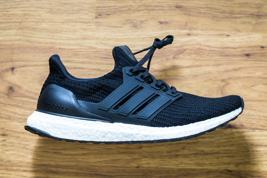 3cebb5c01bffdc Check out this pickup video of the Adidas Ultraboost 4.0 Core Black. Find  out where you can still buy a pair of these Adidas Ultraboost 4.0 online!