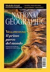 National Geographic Italia, maggio 2016