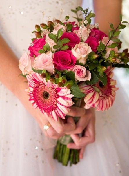 Beautiful Gerbera Daisy Wedding Bouquets   Wedding ideas ...