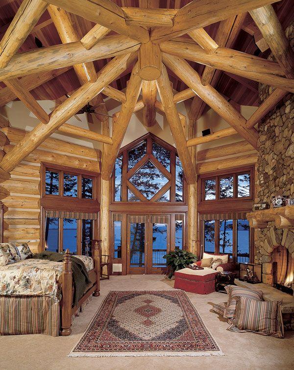 loghomes cabins pinterest maison maison bois et cabane. Black Bedroom Furniture Sets. Home Design Ideas