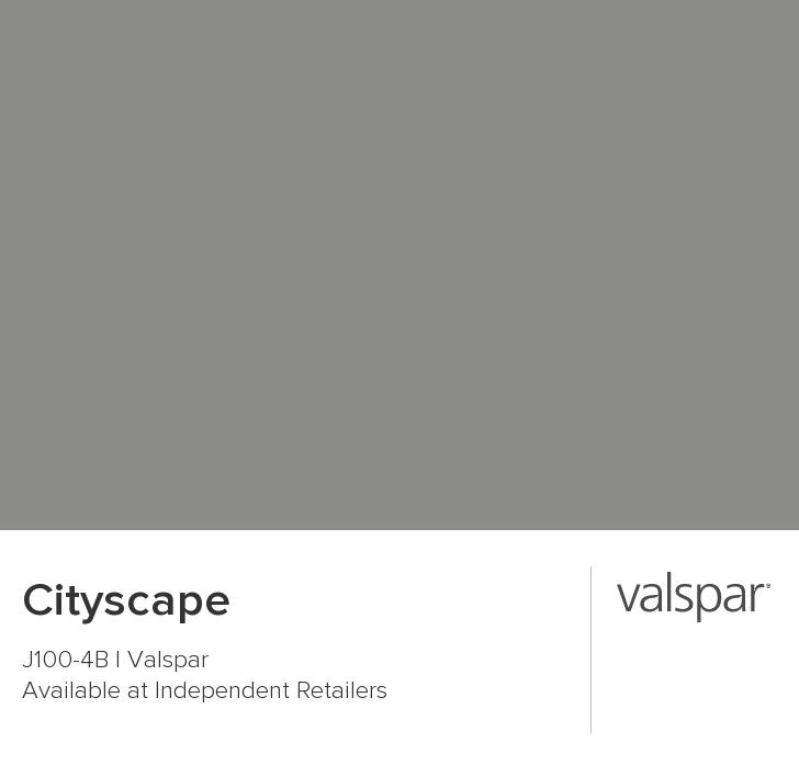 Cityscape From Valspar Sage Color Palette House Color Palettes Valspar Paint Colors