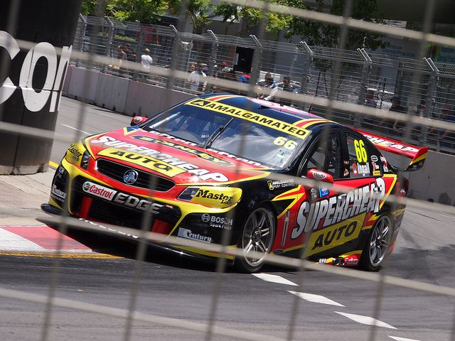 Russell Ingall V8 Supercars Super Cars V8 Supercars Australia