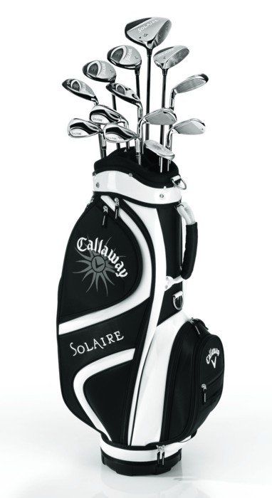 Callaway Solaire Women's Golf Club Set | SPORTS - FOR THE ... Callaway Golf Club Set