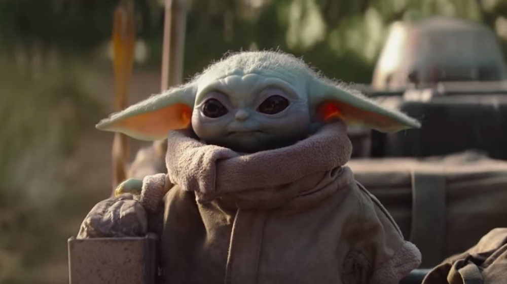 Baby Yoda Is Everyone S Favourite But His Cuteness Is Surprisingly Difficult To Put Into Music Yoda Wallpaper Yoda Images Yoda Meme