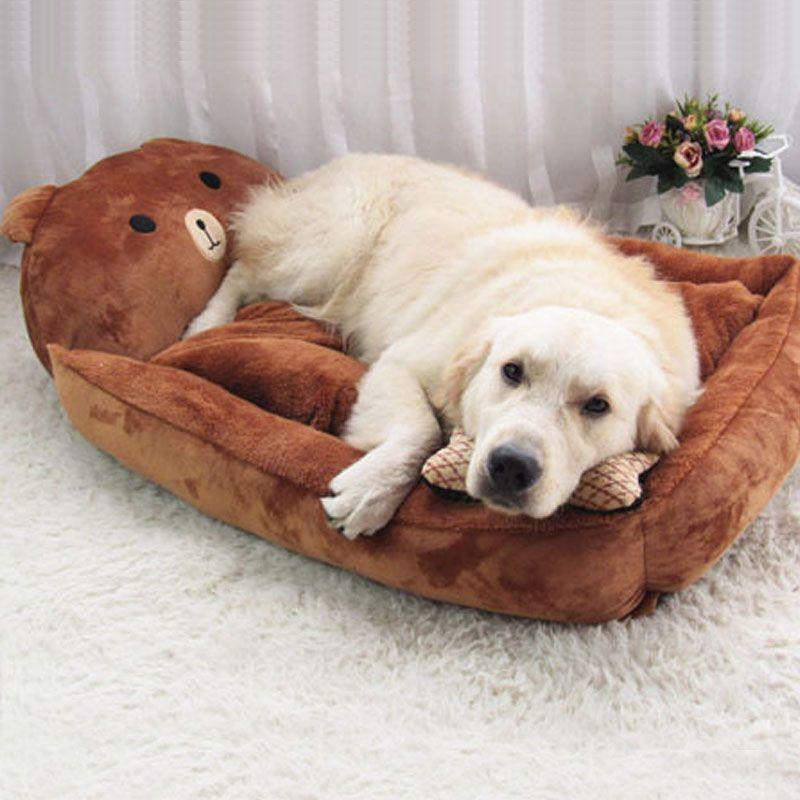 Cute Animal Cat Dog Pet Beds Mats Teddy Pet Dog Sofa Pet Cat Bed House Big Blanket Cushion Basket Supplies S Xl Cat Bed Dog Pet Beds Basket Dog Bed