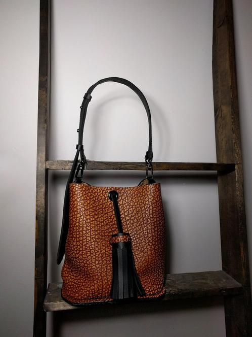 Elianai Adelaida Bag Handmade Leather From Vancouver Bc Canada