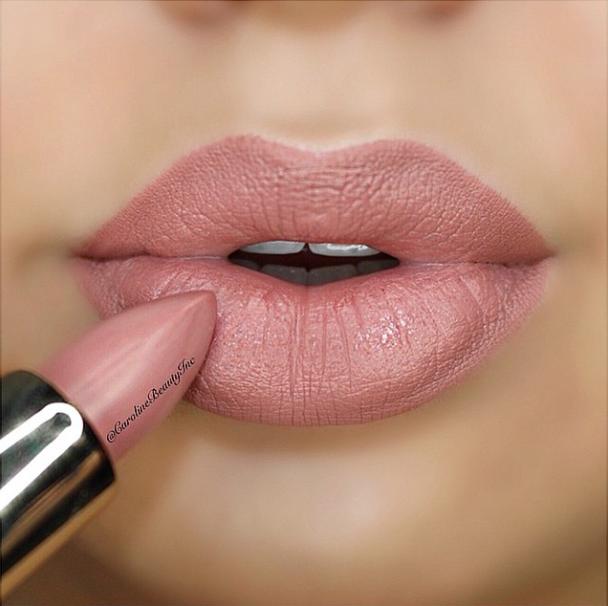 Buttercup Lipstick By Gerard Cosmetics Rujlar Pink Lips Makeup