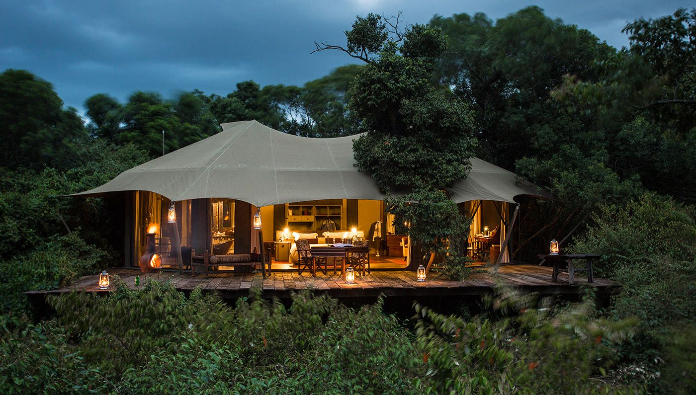 Mara Plains, Olare Motorogi Conservancy, Maasai Mara (Kenya) | 10 Unforgettable African Safari Lodges to Visit This Summer