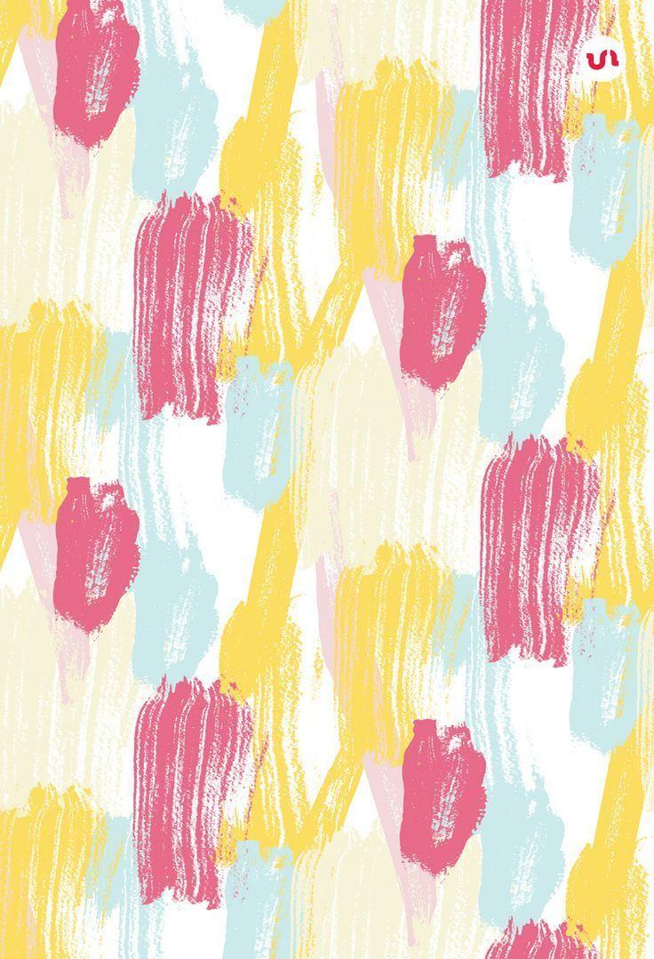 Color Splash Patterns | Abstract Art | Pinterest | Vector pattern ...