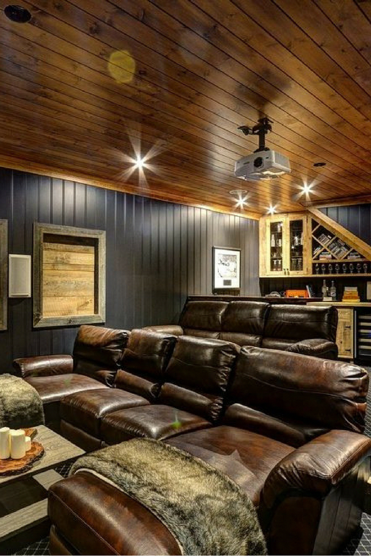 Man Cave Basement Country Mancavebasementsweets Mancavebasementcolumns Mancavebasementhowtobuild Man Cave Basement Home Theater Rooms Man Cave Home Bar