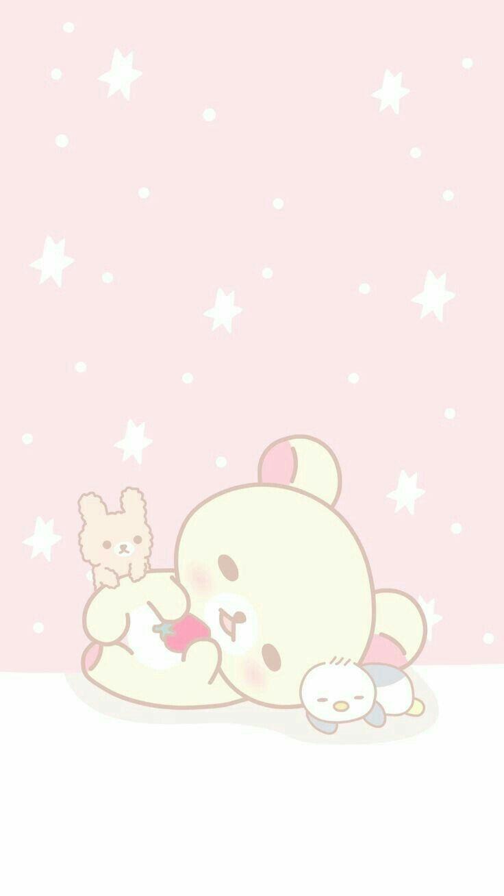 Ig Kwai Universe Kawaii Wallpaper Feed Cute Pastel Fofo Pink Fondo De Escritorio Kawaii Dibujos Kawaii Fondos De Pantalla Dulces