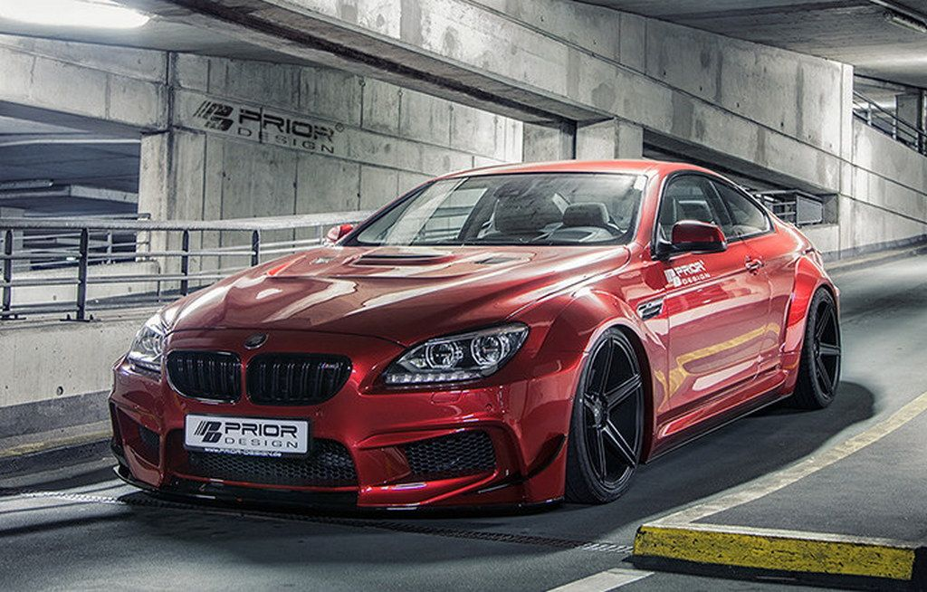 Prior Design Bmw 6 Series Widebody Revealed Bmw 6 Series Bmw