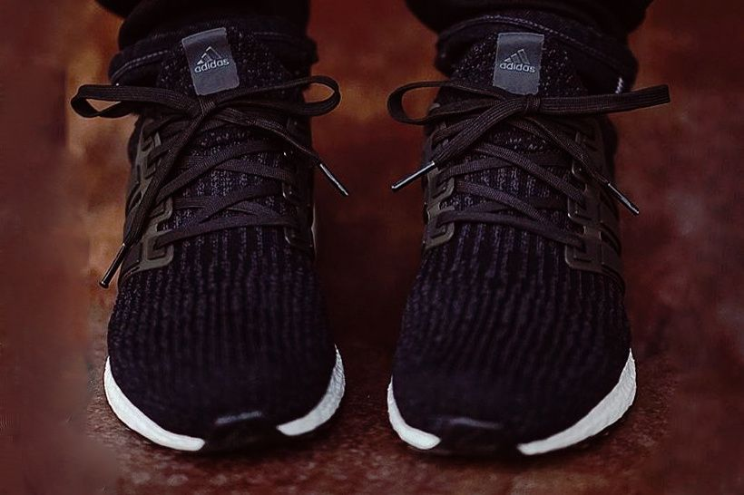Adidas Ultraboost 3 0 Core Black Adidas Comfy Shoes Shoes
