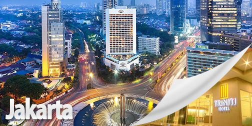 S$458.00 - Jakarta: 3D2N Shopping Tour – Includes Stay at Triniti Hotel   Daily Breakfast   Return Airport   Return Flight by Air Asia Inclusive of Taxes   Other Perks (2 Price Options Available