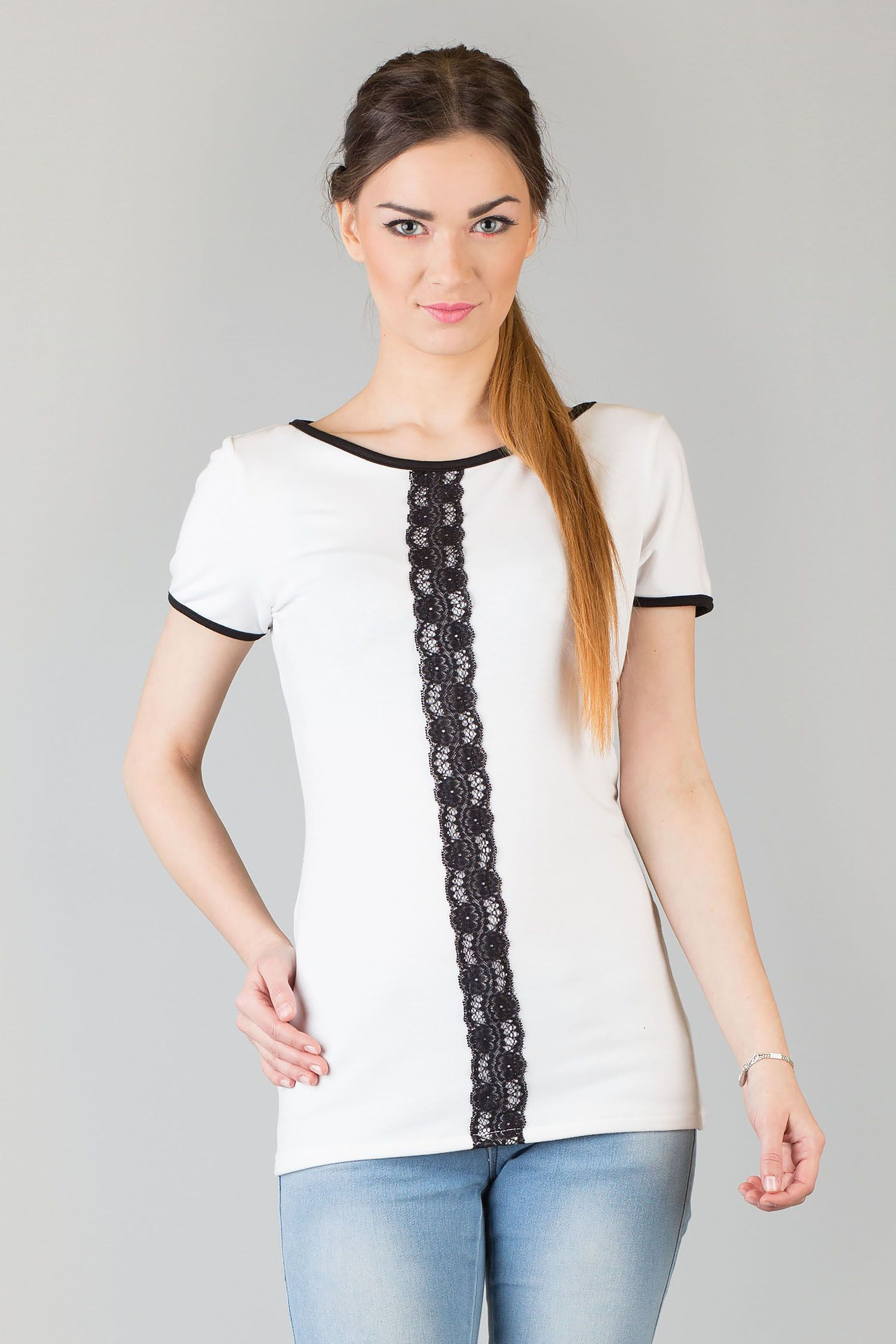 Nice Blouse model 41304 Tessita Check more at http://www.brandsforless.gr/shop/women/blouse-model-41304-tessita/