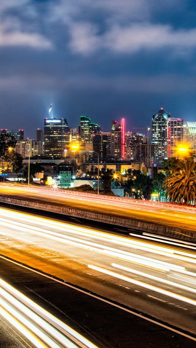 San Diego Cityscape iPhone Wallpapers Funny iphone wallpaper