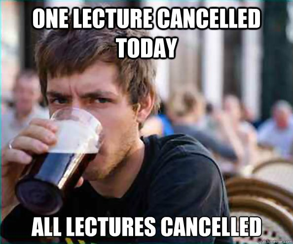 Me Every Day College Senior Finals Memes College Humor