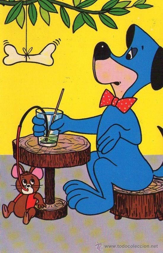Postal Dibujos Animados Anos 70 Historieta De Epoca Dibujos Animados Caricaturas De Los 70