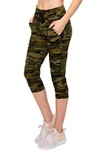 ALWAYS Women Drawstrings Jogger Sweatpants  Super Light Skinny Fit Premium Soft Stretch P