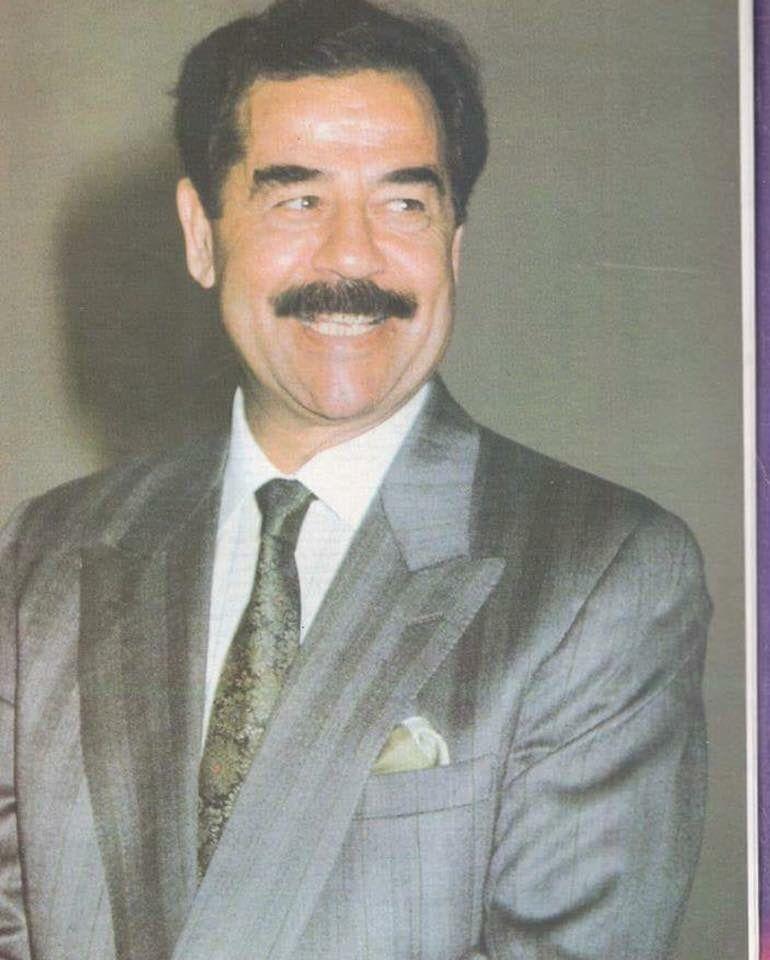 Pin By Salam Al Muslem On Saddam Saddam Hussein Iraq Mesopotamia