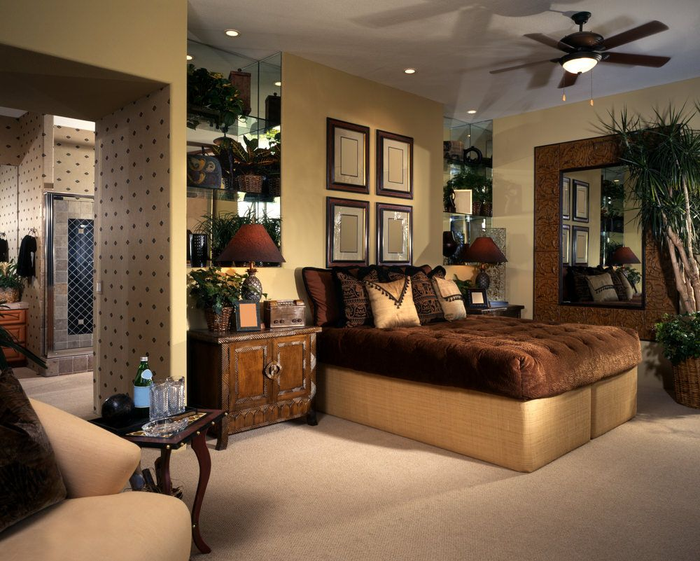 MediumSized Bedroom Ideas Bedrooms And House - Design patterns for bedroom interiors