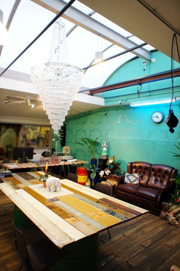 green #studio #office