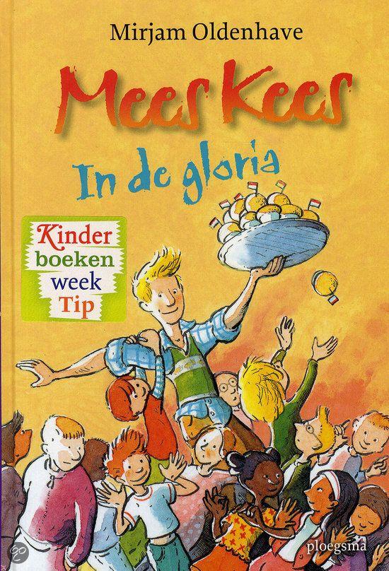 Mees Kees In De Gloria Boekensteun Boek Voor Kinderen