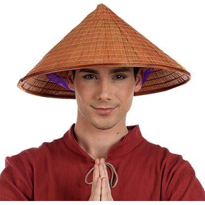 Sombrero de chino campesino  3e5fc17f3f7