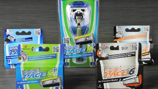 Grab A Dorco Razor And 18 Cartridges For $15