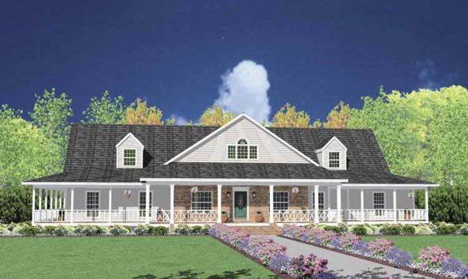 one story vintage modern cottage modern one story farmhouse plans house aflfpw elegant - One Story Farmhouse Plans