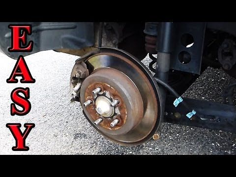 How To Do A Complete Brake Flush And Bleed Youtube Rear Brake Pads Brake Pads Car Detailing